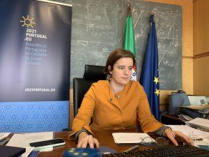 Mariana Vieira da Silva, Ministra de Estado e da Presidência