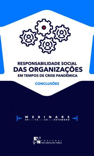 """""""Responsabilidade social das Organizações em tempos de crise pandémica. Conclusões"""""""