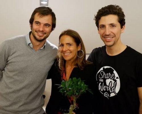 Três empreendedores sociais portugueses reconhecidos pelo seu trabalho
